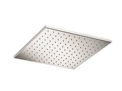 Soffione doccia a pioggia in acciaio inox SO608 | Soffione doccia - Soffioni doccia