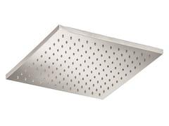 Soffione doccia a pioggia in acciaio inox SO620 | Soffione doccia - Soffioni doccia