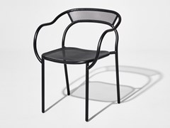 Sedia in acciaio inoxSODA - DESIGNBYTHEM