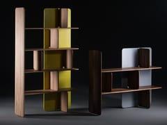Scaffale in legno masselloSOFT - ARTISAN