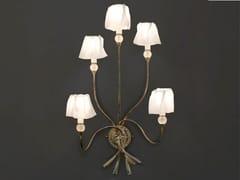 Lampada da parete fatta a mano in ferro battutoSOFT - OFFICINACIANI DI CATERINA CIANI & CO.