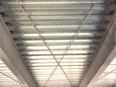 Solaio collaborante acciaio-calcestruzzoSOLAC® 55 - ELCOM SYSTEM