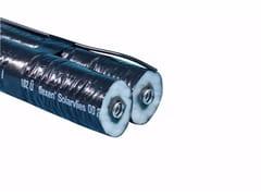 Würth, TUBO SOLAR Tubi corrugati in acciaio inox completamente preisolati