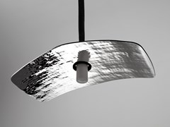 Lampada a sospensione fatta a mano in vetroSOLAR | Lampada a sospensione - RADAR INTERIOR