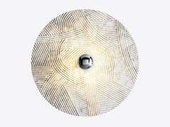Lampada da parete a luce diretta in marmo di CarraraSOLCO | Lampada da parete - RADAR INTERIOR