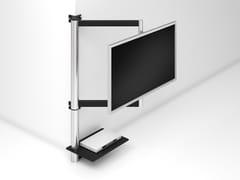 Supporto per monitor/TV da pareteSOLUTION - ART112 | Supporto per monitor/TV - WISSMANN RAUMOBJEKTE