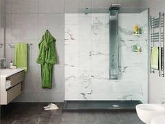 Remail by G.D.L., SOLUZIONE EUROPA Box doccia con vela fissa