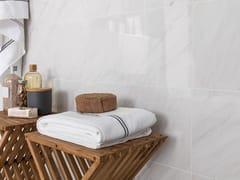 Pavimento/rivestimento in gres porcellanato effetto marmo SOUL FROST - URBATEK - Grès Porcellanato