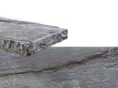 Rivestimento in pietra ricostruitaSPACCO | Grigio Perla - GEOPIETRA