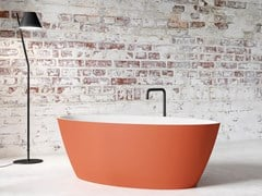 Vasca da bagno centro stanza ovaleSPACE - ABSARA INDUSTRIAL
