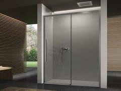 Box doccia a nicchia rettangolare in vetroSPACE | Box doccia a nicchia - DISENIA