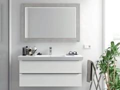 Mobili bagno con specchioSPAZIA 07 - BERLONI BAGNO
