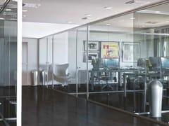Parete divisoria con portaSPAZIO   Divisori open-space - FARAONE