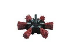 Spazzole a rullo in nylon per elettroutensiliSPAZZOLA A RULLO - MAURER FERRITALIA