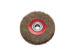 Spazzole a disco per elettroutensiliSPAZZOLE A DISCO FLANGE - MAURER FERRITALIA