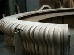 Lavorazioni Speciali CNC del legno masselloLAVORAZIONI SPECIALI CNC - SPECIAL WOOD