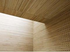 Plexwood, SPECIALE Pannello nobilitato in legno