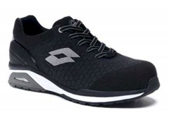 Scarpe antinfortunistiche SPEED 400 S1P SRC AE - BLACK - LOTTO SPORT ITALIA
