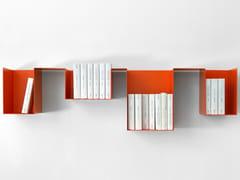 Libreria a giorno modulareSPREAD - MEMEDESIGN