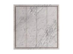Piatto doccia quadrato in marmo di Carrara SQUARE | Piatto doccia in marmo di Carrara -