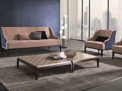 Tavolino quadrato da salottoSQUARE | Tavolino - CARPANELLI