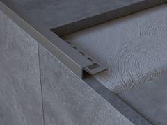 Profilo paraspigolo in alluminioSQUARE FIX - MOX ALUMINIUM PROFILE SYSTEMS