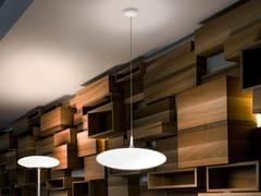 Lampada a sospensione a LED in polietileneSQUASH_P - LINEA LIGHT GROUP