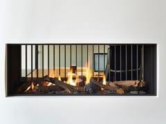 Stûv, STÛV B-100 | Caminetto a doppia facciata  Caminetto a doppia facciata