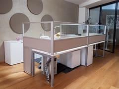 Divisorio ufficio in vetroST30 | Divisorio ufficio - STUDIO T