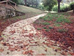 Stabilizzante ecologico per realizzazione strade e pavimenti STABILSANA -