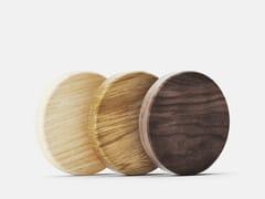 Base a levitazione magnetica in legnoSTAGE - LOOMA