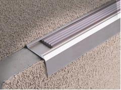 Profilo paragradino in alluminio anodizzatoSTAIRTEC SM - PROFILITEC