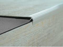 Profilo paragradino in alluminio anodizzatoSTAIRTEC SVT - PROFILITEC