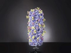 Pianta artificialeSTAND CYLINDER ROSES - VGNEWTREND