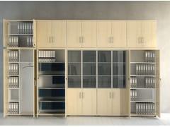 Libreria ufficio con serratura STANDARD | Libreria ufficio - Standard