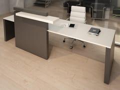 Banco reception per ufficio in legnoSTAR | Banco reception - ELITABLE