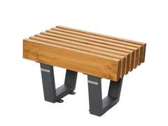 Seduta da esterni in acciaio verniciato a polvereBOSTON | Seduta da esterni - PUNTO DESIGN