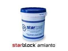 Rivestimento per incapsulare coperture in cemento amiantoSTARBLOCK® AMIANTO - STARKEM® SRL