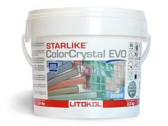 Litokol, STARLIKE® COLORCRYSTAL EVO Riempitivo per fughe