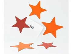 MagneteSTARS SHADES OF RED - GROOVY MAGNETS