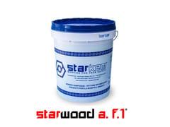 STARKEM® Srl, STARWOOD A.F.1® Impregnante ignifugo per manufatti in legno o in MDF