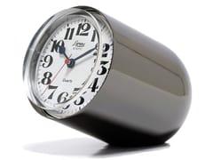 Orologio da tavolo in acciaio lucidoSTATIC | Orologio in acciaio lucido - LEADER WATCH COMPANY