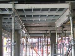Puntelli alta portata in acciaioSISTEMA DI PUNTELLAZIONE IN ACCIAIO - FARESIN FORMWORK