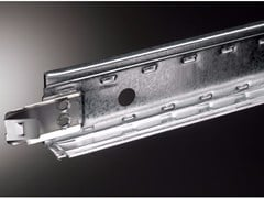 Struttura a T per controsoffitti in metalloSTEEL STRONG EASY BASE 24 e 15 - ATENA