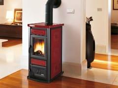 Stufa a legna per riscaldamento aria classe ASTELLA - PALAZZETTI LELIO