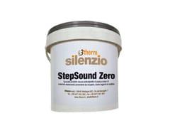 Pasta acustica disaccoppianteSTEPSOUND ZERO - 3THERM S.R.L.