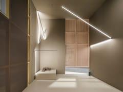 Profilo per illuminazione lineare in alluminio per moduli LEDSTICKS - VIBIA
