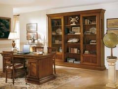 Libreria a giorno in legno masselloSTILE | Libreria in legno massello - ARVESTYLE