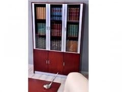 Libreria ufficio alta in alluminioSTILIO - ARREDIORG