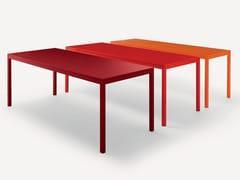 Tavolo in metalloSTILL - FANTIN